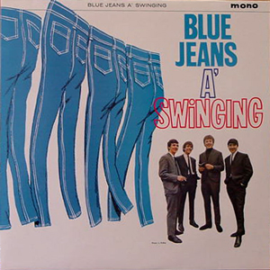 SWINGING BLUE JEANS/BLUE JEANS A' SWINGING[USED LP/UK]