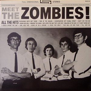 THE ZOMBIES/MEET THE ZOMBIES[USED LP/UK]