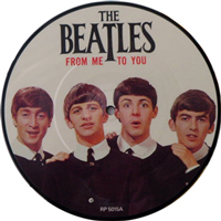 THE BEATLES / FROM ME TO YOU [USED 7'/UK]