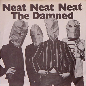 THE DAMNED / NEAT NEAT NEAT [USED 7'/UK]