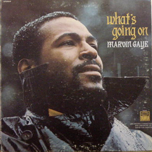 MARVIN GAYE / WHAT'S GOING ON [USED LP/US]  2625円
