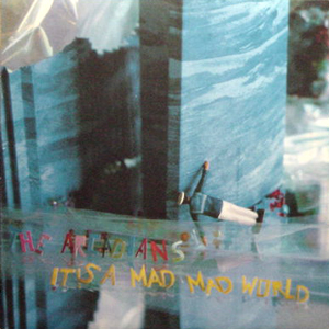 THE ARCADIANS / IT'S A MAD MAD WORLD  [USED LP/JPN]