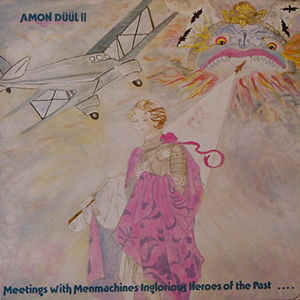 AMON DUUL Ⅱ / MEETINGS WITH MENMACHINES... [USED LP/UK]  1050円