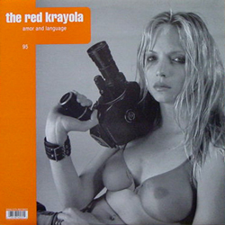 THE RED KRAYOLA / AMOR AND LANGUAGE [USED LP/US]  1260円
