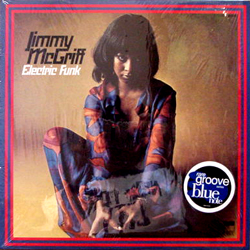 JIMMY McGRIFF /ELECTRIC FUNK [USED LP/US]  1470円