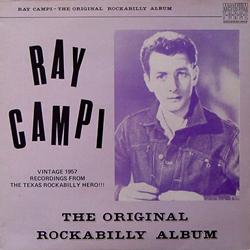 RAY CAMPI/ THE ORIGINAL ROCKABILLY ALBUM [USED LP/US]  1785円
