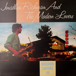 JONATHAN RICHMAN & THE MODERN LOVERS/ MODERN LOVERS 88  [USED LP/JPN]  2730円