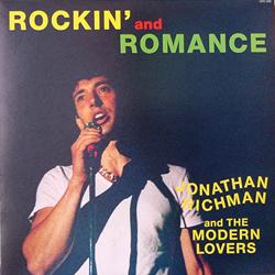 JONATHAN RICHMAN & THE MODERN LOVERS/ ROCKIN' AND ROMANCE   [USED LP/JPN]  2835円