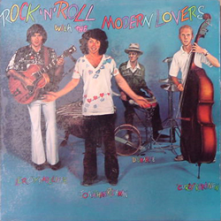 JONATHAN RICHMAN & THE MODERN LOVERS/ ROCK'N'ROLL WITH THE MODERN LOVERS [USED LP/US]  2100円