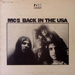MC 5 / バック・イン・ザ・U.S.A. [USED LP/JPN]