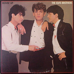 THE ELVIS BROTHERS / MOVIN' UP [USED LP/US] 2310円