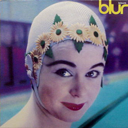 BLUR / LEISURE [USED LP/UK] 1680円