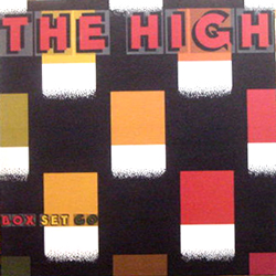 THE HIGH / BOX SET GO [USED 12/UK] 840円
