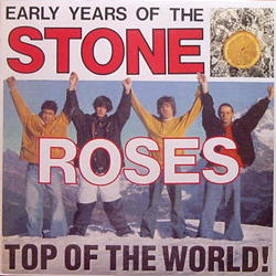 THE STONE ROSES / TOP OF THE WORLD [USED LP/-] 1260円