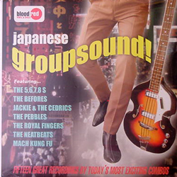 V.A. / JAPANESE GROUPSOUND! [USED LP/US] 2310円