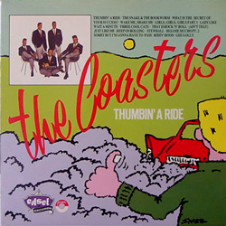 THE COASTERS / THUMBIN' A RIDE [USED LP/UK]