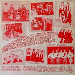 V.A. / COPENHAGEN BEAT -DANISH GARAGEROCK 65/66- [USED LP/EU]