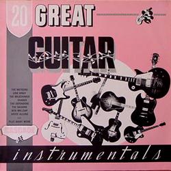 V.A. / 20 GREAT GUITAR INSTRUMENTALS [USED LP/UK]