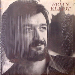 BRIAN ELLIOT / S.T. [USED LP/US] 2625円