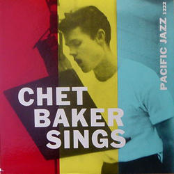 CHET BAKER / SINGS [USED LP/JPN] 2625円