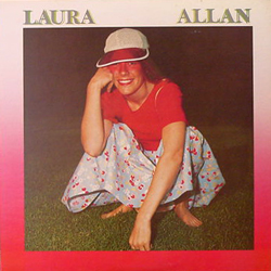 LAURA ALLAN / S.T. [USED LP/JPN] 2100円