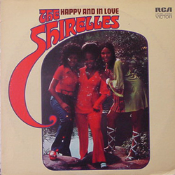 THE SHIRELLES / HAPPY AND IN LOVE [USED LP/US] 2310円