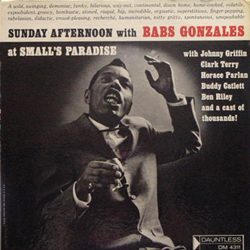 BABS GONZALES / SUNDAY AFTERNOON WITH [USED LP/US]