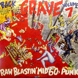 V.A. / BACK FROM THE GRAVE VOL.7 [USED 2LPs/US]