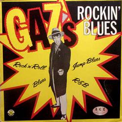 V.A. / GAZ'S ROCKIN' BLUES [USED LP/UK]