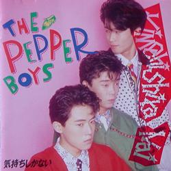 ペッパーボーイズ / 気持ちしかない [USED CD/JPN] 525円