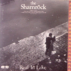 THE SHAMROCK / REAL IN LOVE [USED CD/JPN] 1050円
