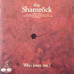 THE SHAMROCK / WHO LOVES ME? [USED CD/JPN] 1050円