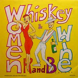 V.A. / WHISKEY,WOMEN & WINE [USED LP/JPN]