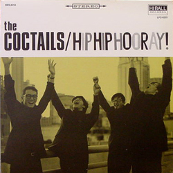 THE COCTAILS / HIP HIP HOORAY! [USED LP/US] 3150円