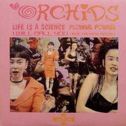 THE ORCHIDS / LIFE IS A SCIENCE [USED 12/JPN] 2520円