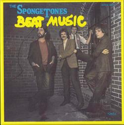 THE SPONGETONES / BEAT MUSIC [NEW CD/JPN] 2625円