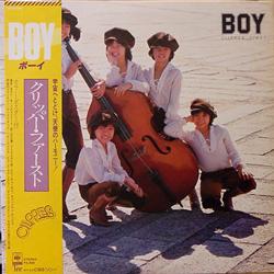 クリッパー / BOY-クリッパー・ファースト [USED LP/JPN] 3150円