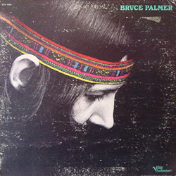 BRUCE PALMER / THE CYCLE IS COMPLETE [USED LP/US] 5040円