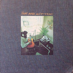 HOME MADE WITH TEAC [USED LP/US] 2100円