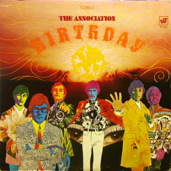 THE ASSOCIATION / BIRTHDAY [USED LP/US] 2100円