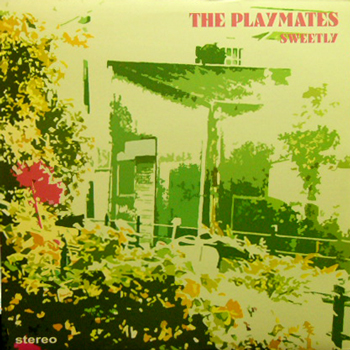 THE PLAYMATES / SWEETLY [USED LP/JPN] 1260円