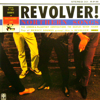 REVOLVER / NORTHERN SONGS [USED LP/JPN] 1680円