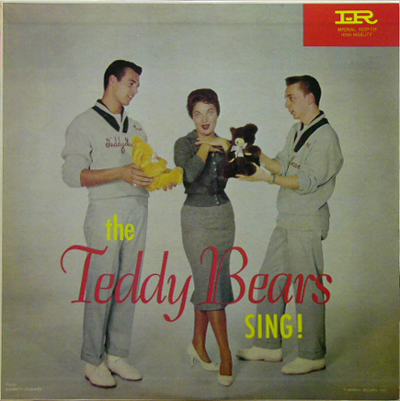 TEDDY BEARS / THE TEDDY BEARS SING! [USED LP/JPN] 1890円