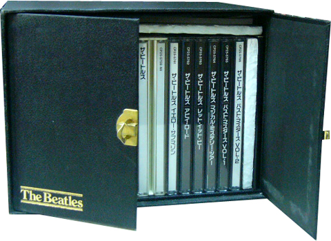 THE BEATLES / CDボックス [USED 16CDs/JPN] 23100円