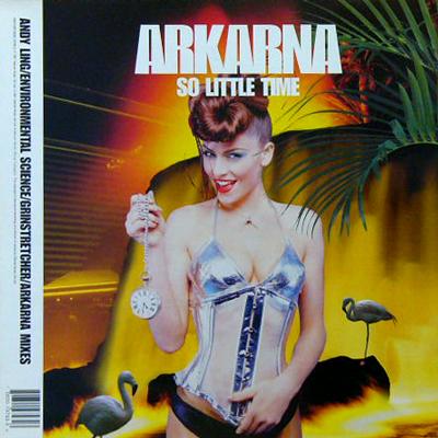 ARKARNA / SO LITTLE TIME [USED 12/UK] 1260円