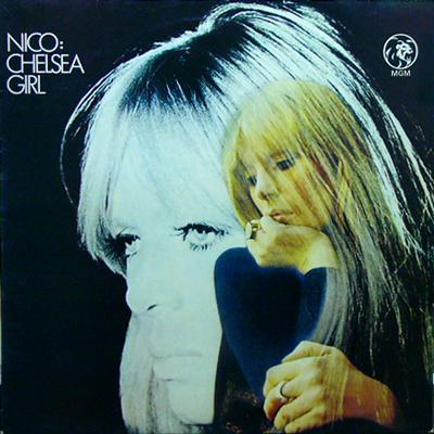NICO / CHELSEA GIRL [USED LP/UK] 3150円
