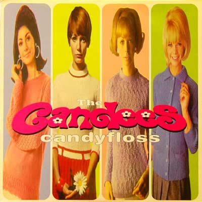 THE CANDEES / CANDYFLOSS [USED LP/UK] 1470円