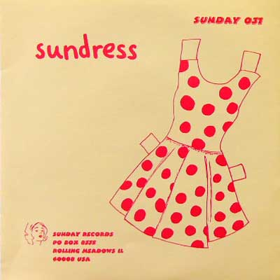 SUNDRESS / GIVE YOUR HEART ANOTHER BOY [USED EP/UK] 735円