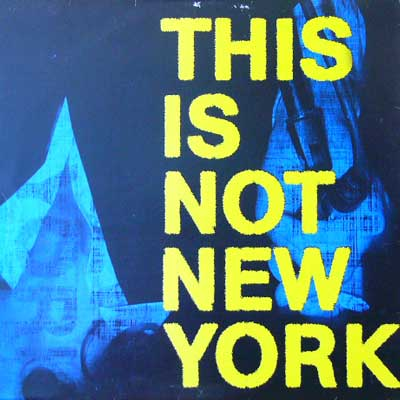 CAMP ACTOR / THIS IS NOT NEW YORK [USED 12/UK] 630円