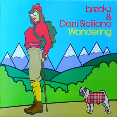 BROOKS & DANI SICILIANO / WONDERING [USED 12/UK] 315円